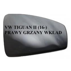 VW TIGUAN II 16- PRAWY...